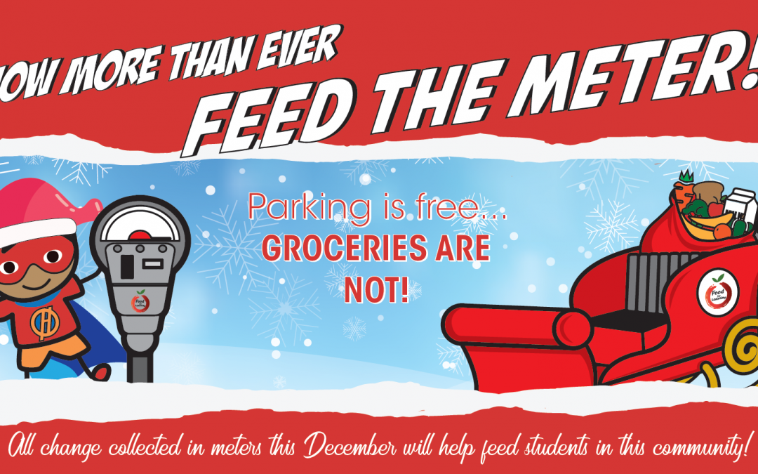 Now More Than Ever: FEED THE METER