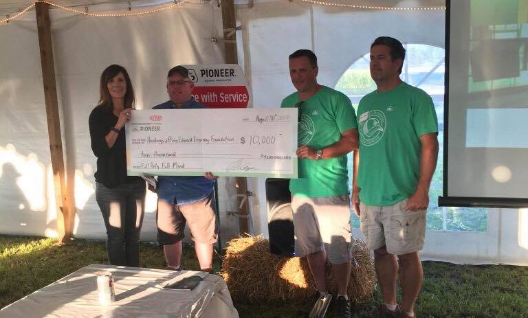 DuPont Pioneer Donates $10,000