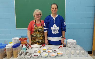Volunteer Spotlight: Bill and Cheryl Williams