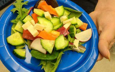 Boosting Veggies and Fruit